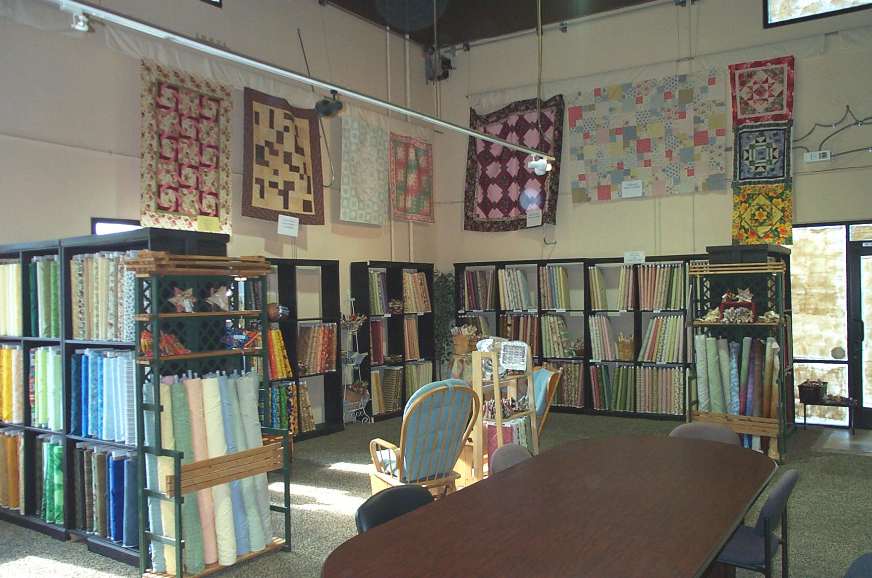 Quilter's Paradise - San Diego's Must See Quilt Shop